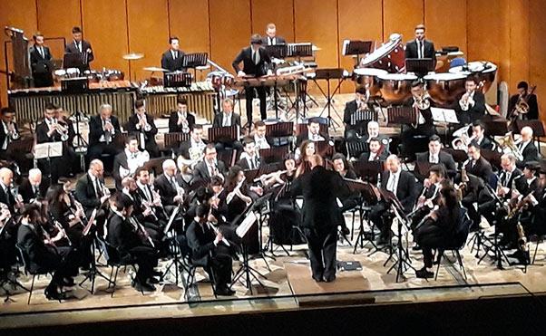 Filarmonica Laudamo, concerto di fine stagione