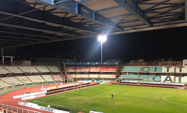 Playoffs, Catania affronta la Reggina