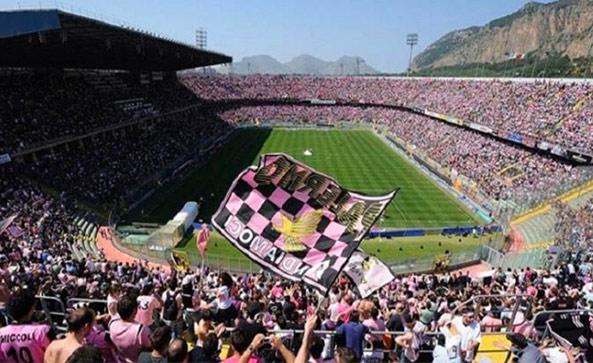 Palermo retrocesso in Serie C