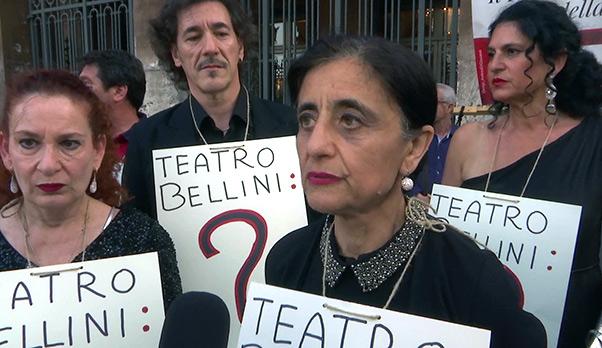 Teatro Bellini, a rischio il programma