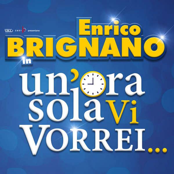 Enrico Brignano a Palermo