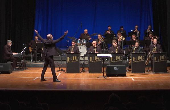 Hjo Jazz Orchestra al Sangiorgi