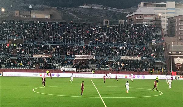 Trapani-Catania 1-1