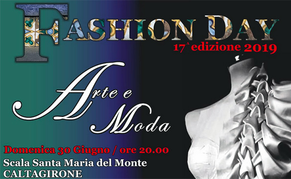 Fashion Day 2019 a Caltagirone