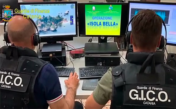 Mafia e affari a Taormina, 31 arresti