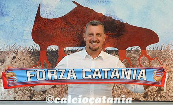 Camplone guiderà il Catania