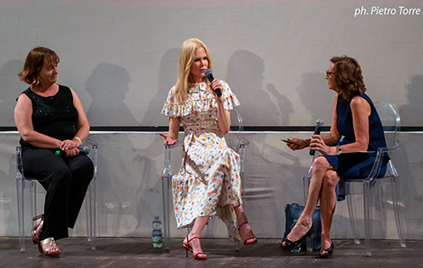Nicole Kidman Tao Film Festival - Intervista