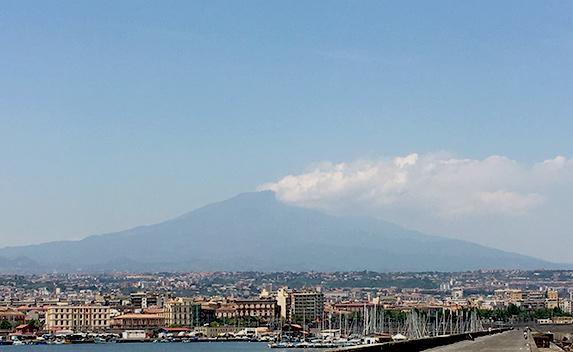 Etna, aeroporto Catania apre gli spazi