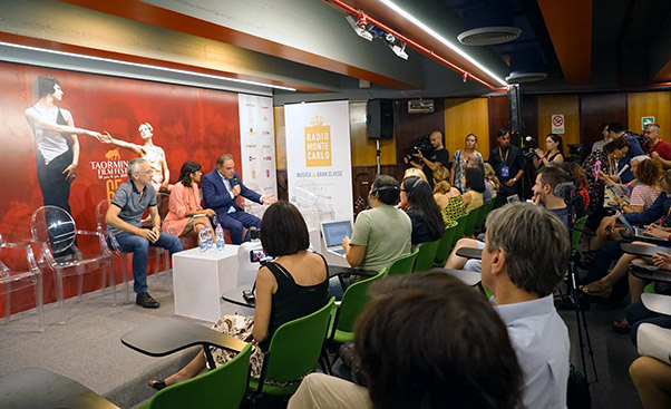Oliver Stone al Taormina Film Fest