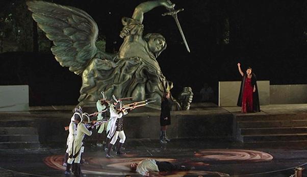 Festival Teatri di Pietra