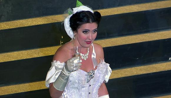 la Traviata di Verdi a Taormina