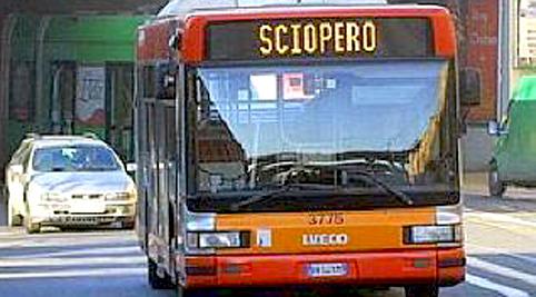 Sciopero anche a Catania, Amt si ferma