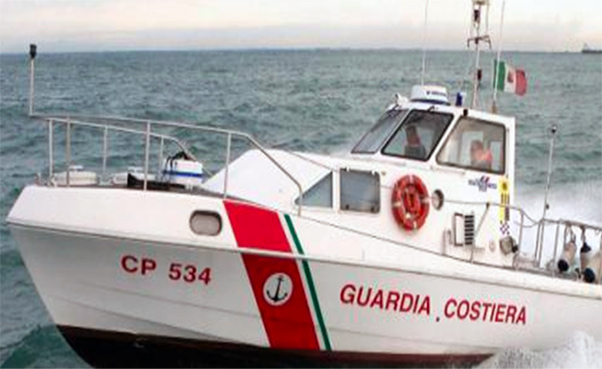 Annegato nel porto di Catania