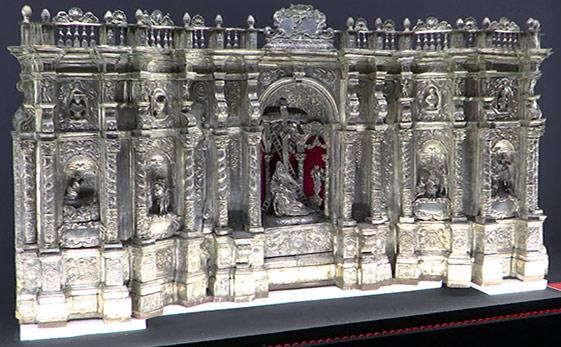 Mostra Paliotti al Castello Ursino
