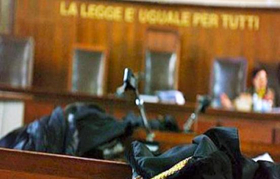 Sciopero giudici onorari