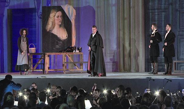 Applausi per Tosca ad Augusta
