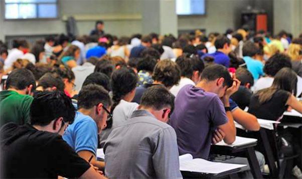 Università Catania, iniziano i test