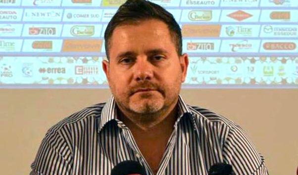 Christian Argurio saluta Catania