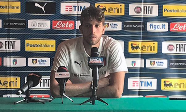 """Italia-Moldavia U21, Locatelli: """"Crescere e maturare"""""""
