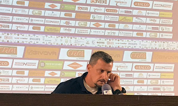 Catania prepara il match contro la Viterbese