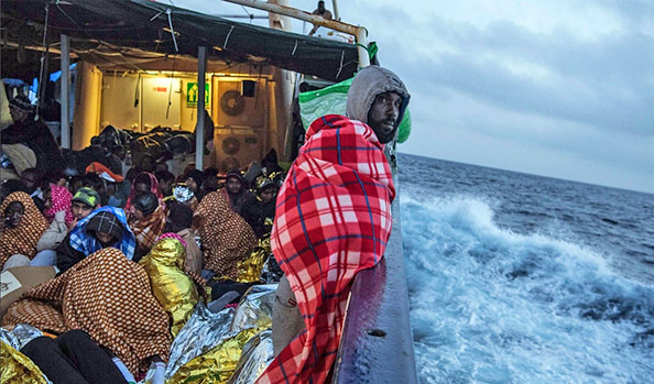 Violenze a migranti, 3 aguzzini fermati a Messina