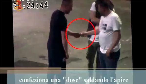 Blitz antimafia a Catania, 40 arresti