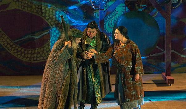 Turandot, opera avvolta dal mistero - interviste