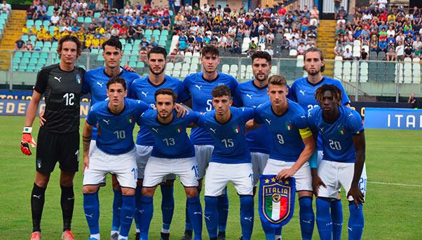 Italia-Moldavia U21 4-0, azzurrini indomabili