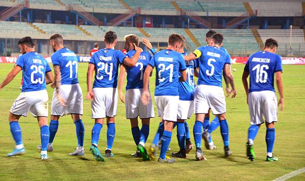 Italia-Moldavia U21 4-0