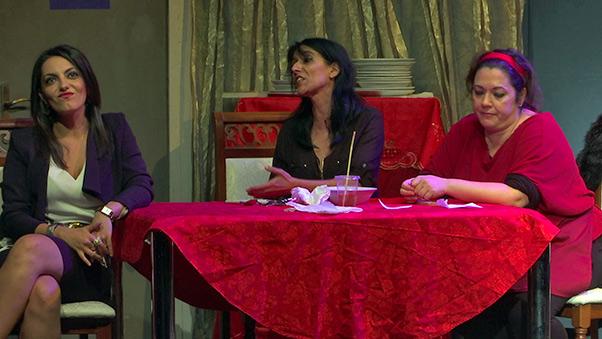 Brillanti attrazioni nella sala Chaplin - interviste