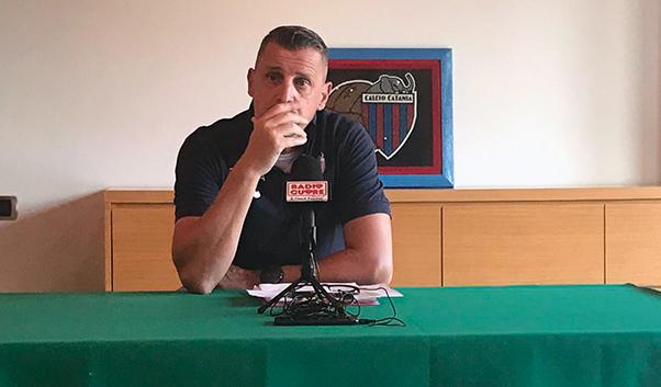 Catania prepara la sfida contro il Picerno