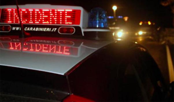 incidente nel palermitano, 2 morti e 3 feriti