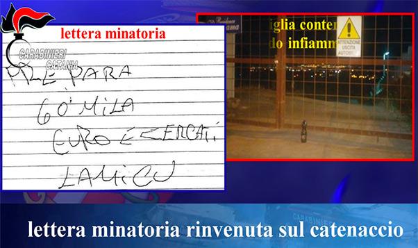 Blitz antimafia contro i Santapaola-Ercolano
