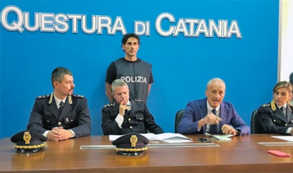 Blitz antimafia contro i clan catanesi