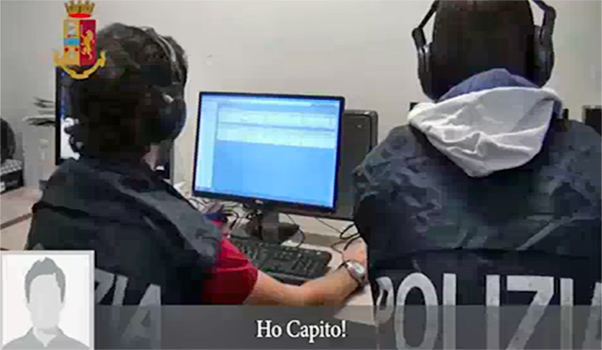 Blitz antidroga a Palermo, 20 arresti