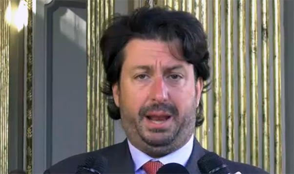Consiglio comunale al Bellini – intervista Sindaco