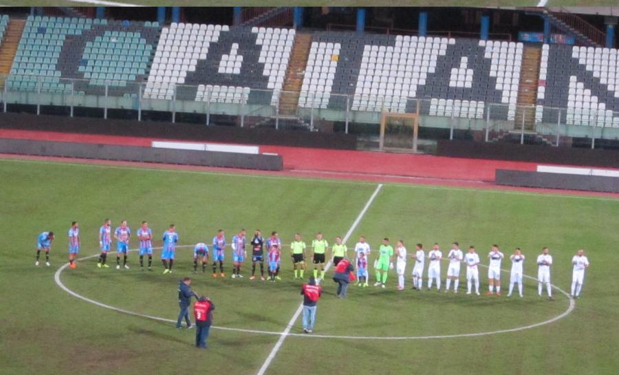 Catania-Sicula Leonzio 1-0,  risolve Curiale