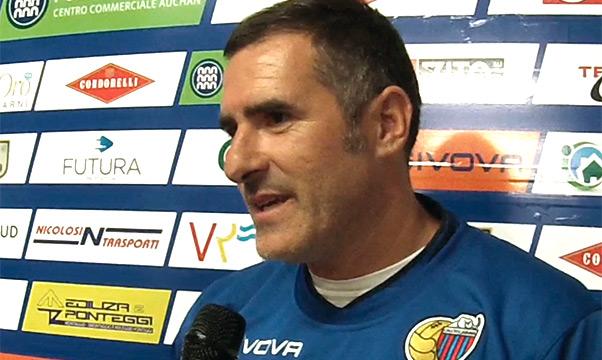 """Lucarelli: """"Da oggi si ragiona da squadra"""" - intervista"""