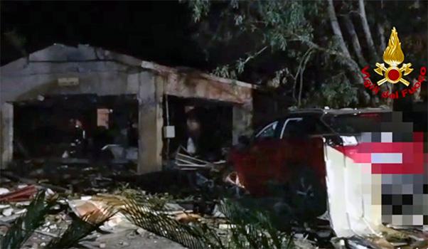 Esplode deposito fuochi artificio, 4 morti