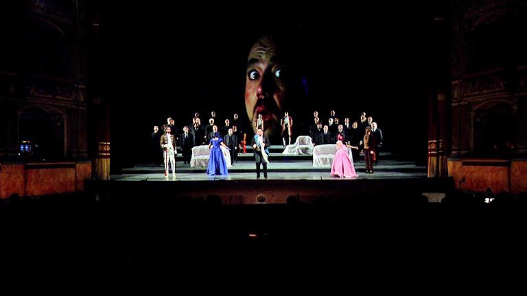 Una volta c'era un Re, la Cenerentola al Bellini
