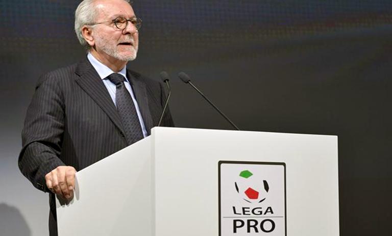 Defiscalizzazione club Lega Pro, parla Ghirelli