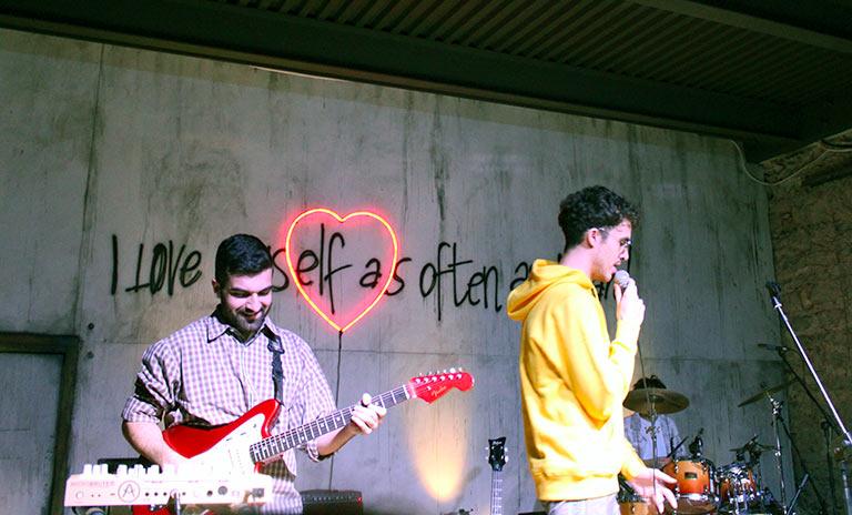 Mameli in concerto a Catania