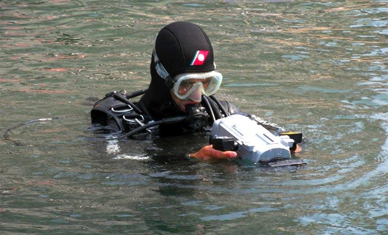 Subacqueo morto in mare a Cefalù