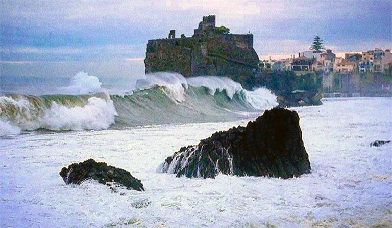 Arriva il maltempo in Sicilia
