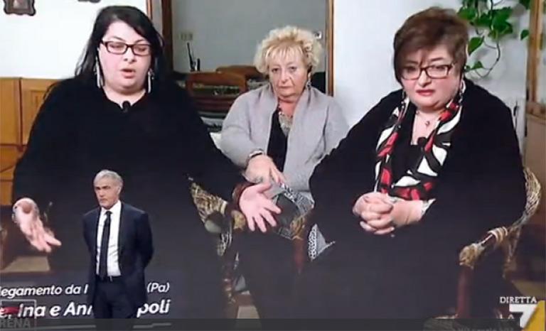 Mafia, altri atti vandalici a possedimenti sorelle Napoli