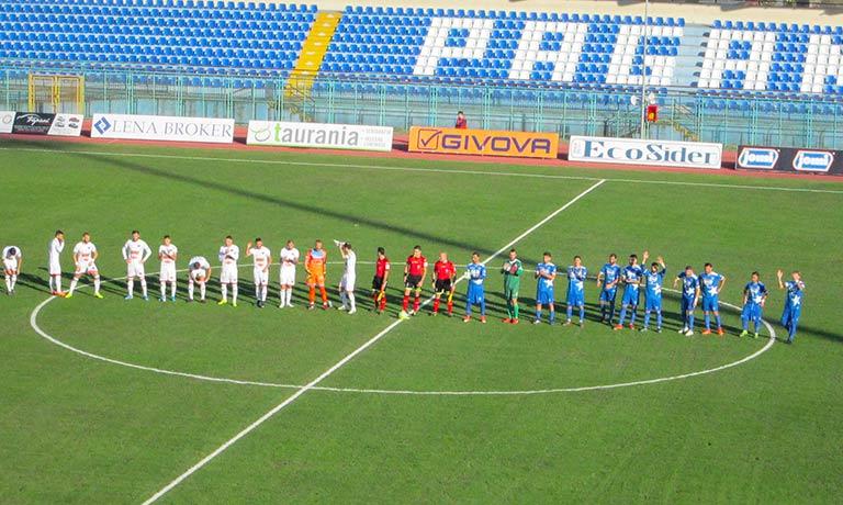 Paganese-Catania 3-1, non basta Dall'Oglio