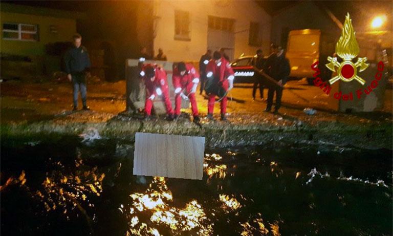 Trovato cadavere in mare a Messina