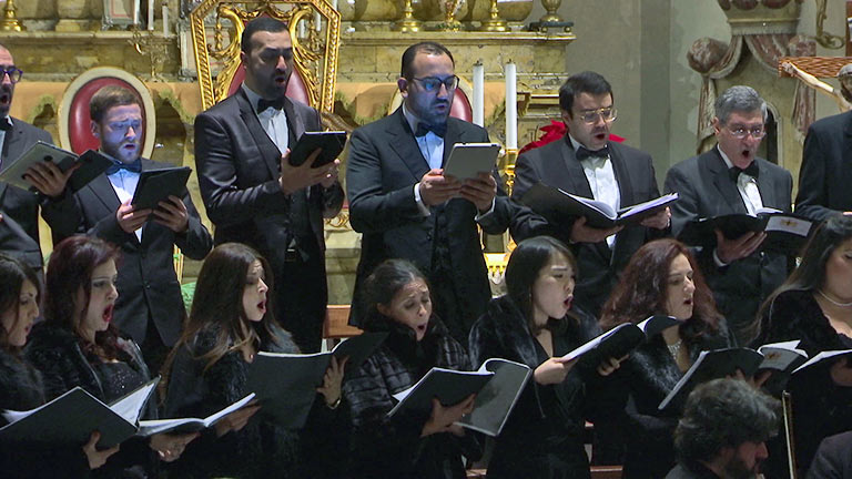 Bellinìadi, applausi al Coro Lirico Siciliano - interviste