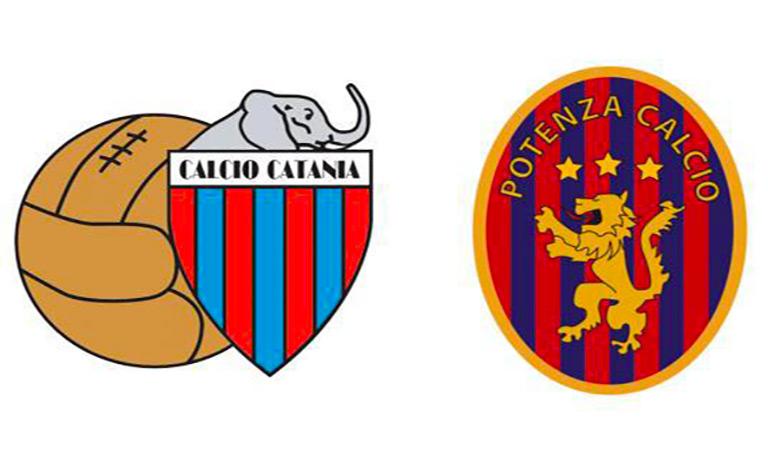 Catania-Potenza, prima gara in casa 2020