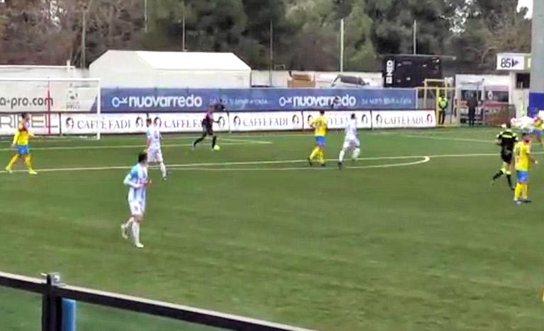 Francavilla-Catania 0-0, equilibrio
